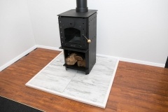 Premium series fire hearth